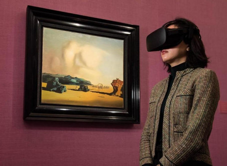 Sotheby's VR Experience Blurs the Lines Between Real & Unreal