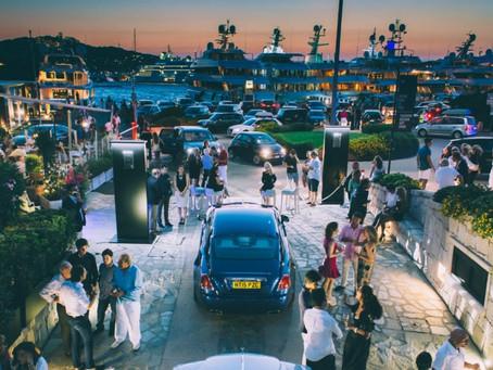 Rolls Royce to Open a Summer Studio in Porto Cervo