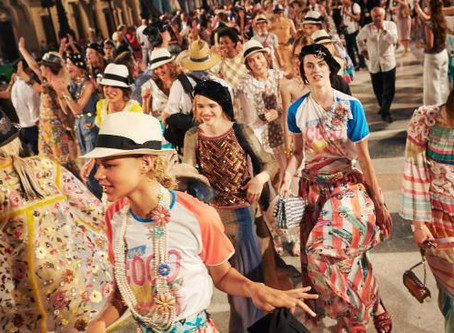 Havana's First International Fashion Show Since 1959