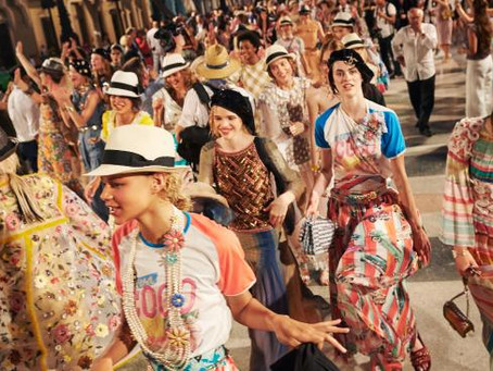 Havana's First International Fashion Show Since 1959
