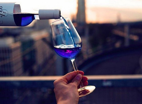"""The """"Blue"""" Wine Strategy"""