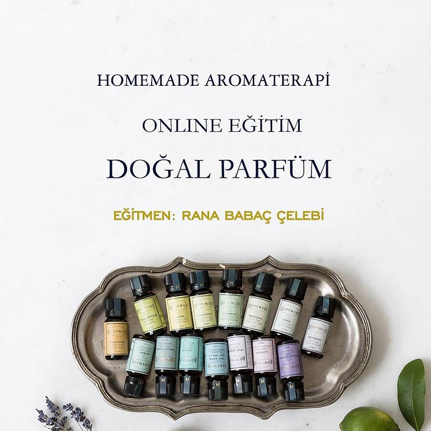 Doğal Parfüm  (Haftasonu)