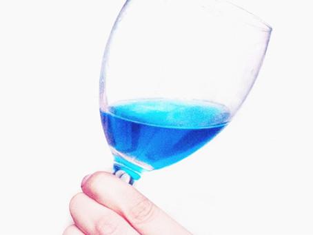 Şarap Mavisi...