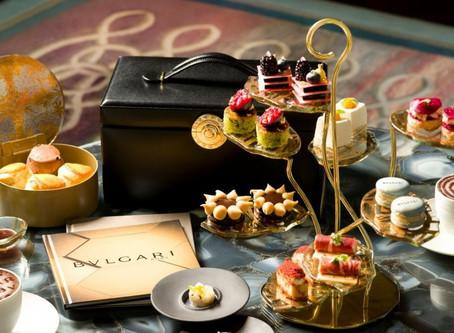 Indulge in a Bulgari Themed High Tea at the Ritz Carlton Macau