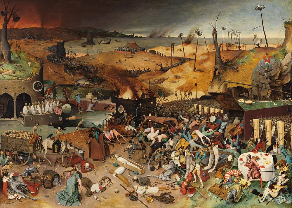 Pieter Bruegel - Ölümün Zaferi