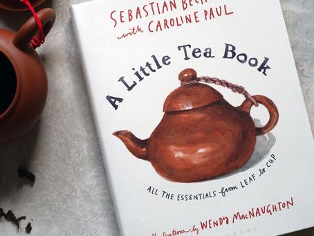 Çayla İlgili Yazılmış En Eğlenceli Kitap!