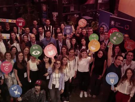 Rana B. Çelebi, Birleşmiş Milletler Young SDG Innovators Gıda Sektörü Ekiplerine Mentorluk Verdi