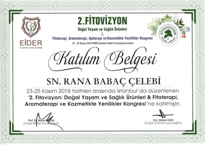 Rana Babaç Çelebi Fitovizyon II.png