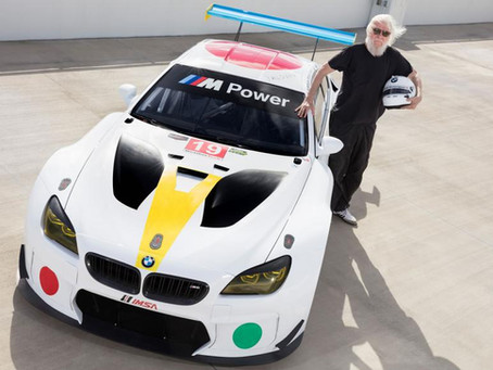 BMW Unveils Its 19th Art Car by John Baldessari
