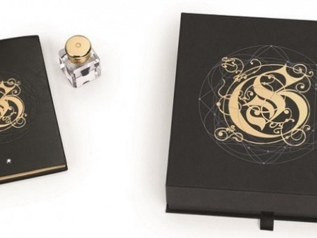 Montblanc Elixir Collection to Literally Illuminate the Beauty and Magic of Words