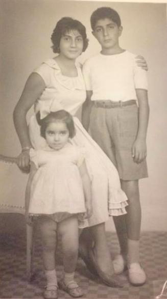 Salih Çerçi & Nezahat Çerçi Çocukları