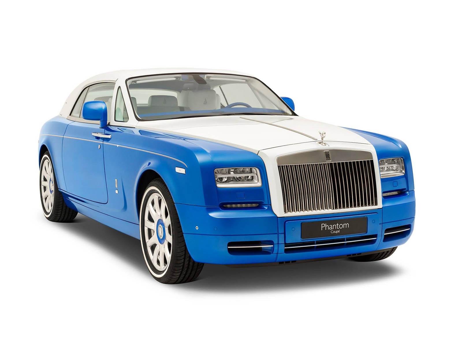 Phantom Coupe inspired by Qasr Al Hosn