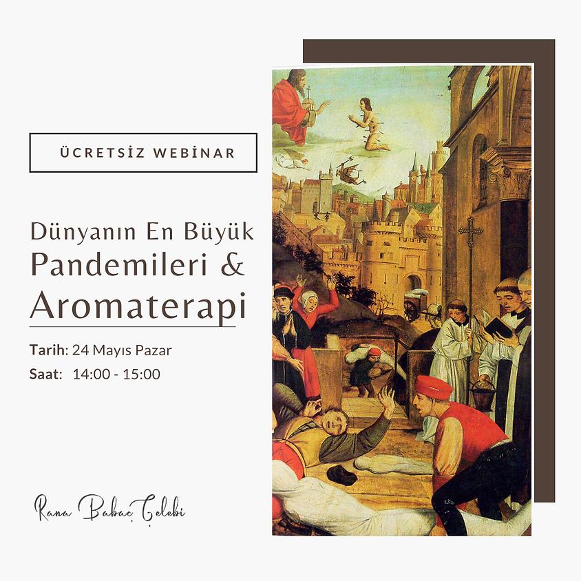 Dünyanın En Büyük Pandemileri & Aromaterapi