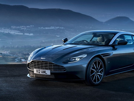 Aston Martin on Ice Goes to New Zealand