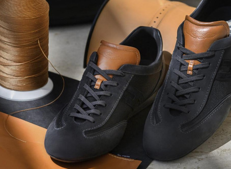 Aston Martin Launches Its Own Shoe Line