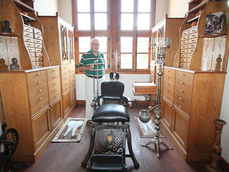 """""""İlter Uzel Tıp ve Diş Hekimliği Müzesi"""" Açıldı"""
