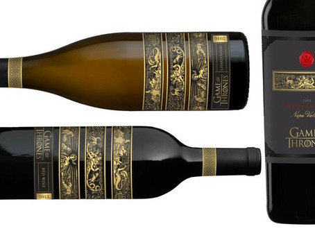 """Game of Thrones """"Wine is Coming"""""""