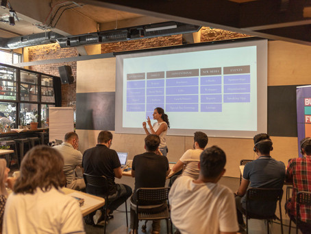 Build Your Future (BYF) Entrepreneurs Mapped Their 2019 Strategy with Rana Babaç Çelebi At Impact Hu