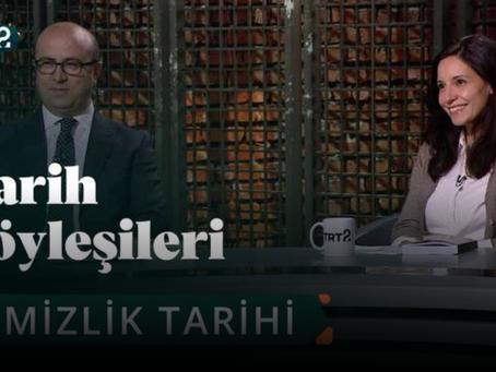 Rana Babaç Çelebi, TRT2'de Kolonyanın Tarihini Anlattı