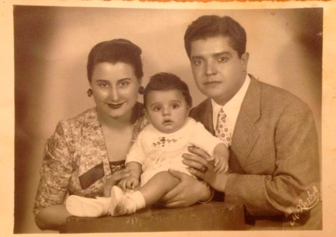 Dr.İhsan Çerçi & Ailesi