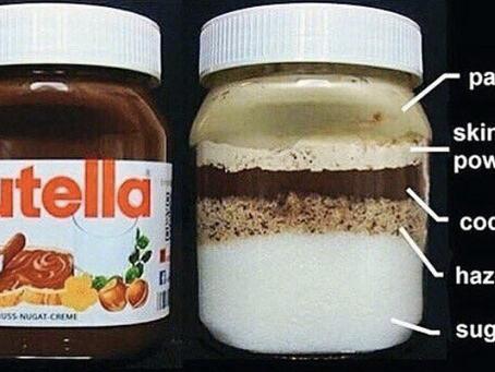 Nutella'yı Sevmeyen Var Mı?