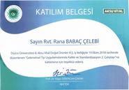 Rana Babaç Çelebi GETAT Çalıştay II