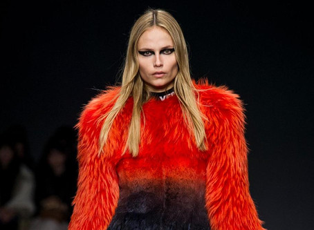 Versace To Ban The Use of Fur from All Its Collections