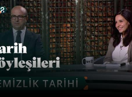 Tıp Tarihçisi Rana Babaç Çelebi, TRT2'de Kolonyanın Tarihini Anlattı