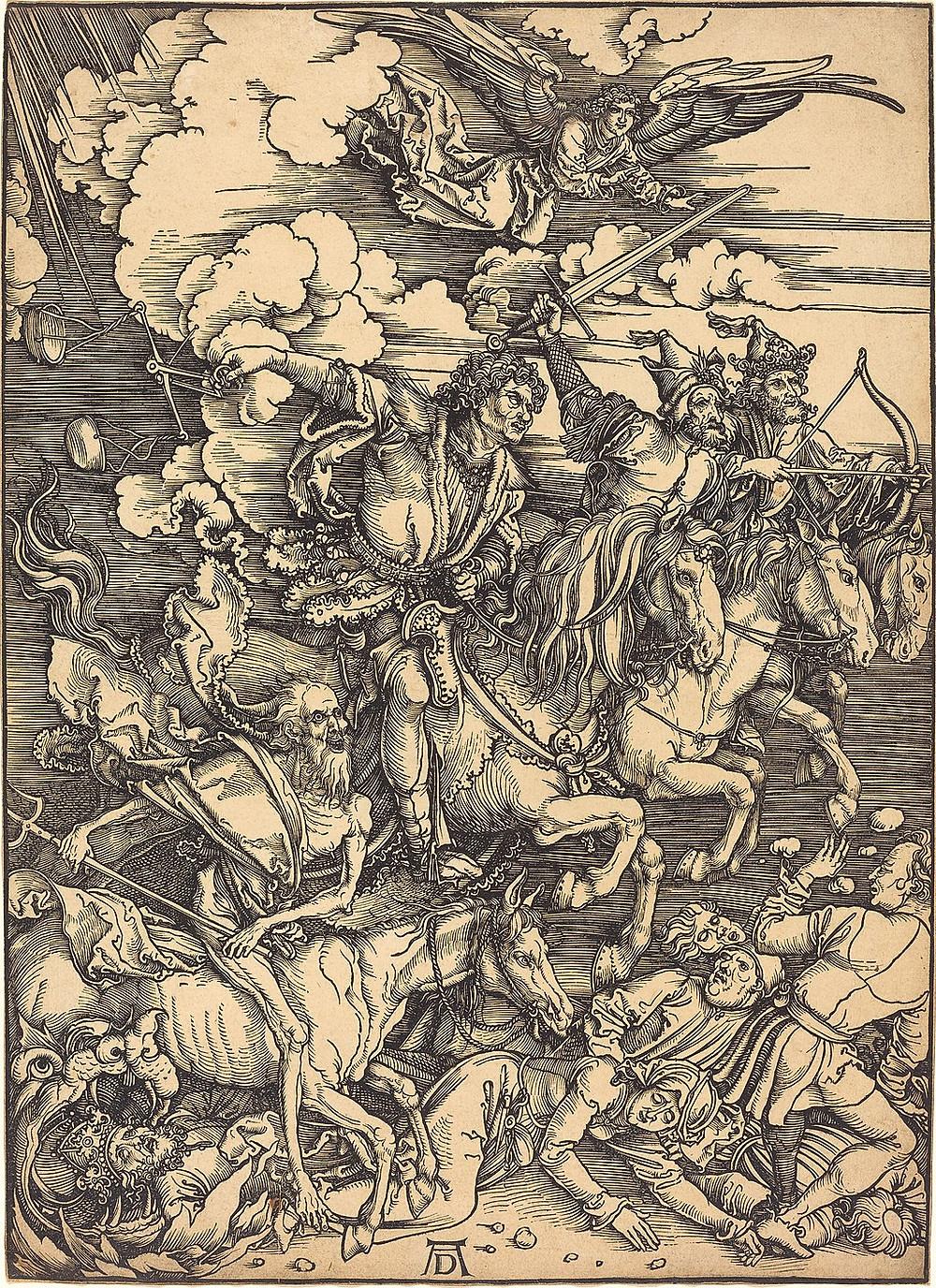 Albrecht Dürer (15.yy)