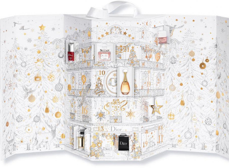 Dior Reveals Their 2017 Advent Calendar