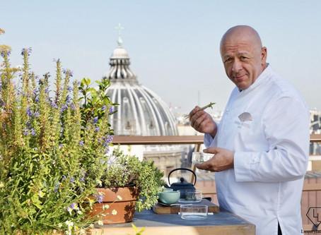 Mandarin Oriental Paris Unveils Its Rooftop Vegetable garden