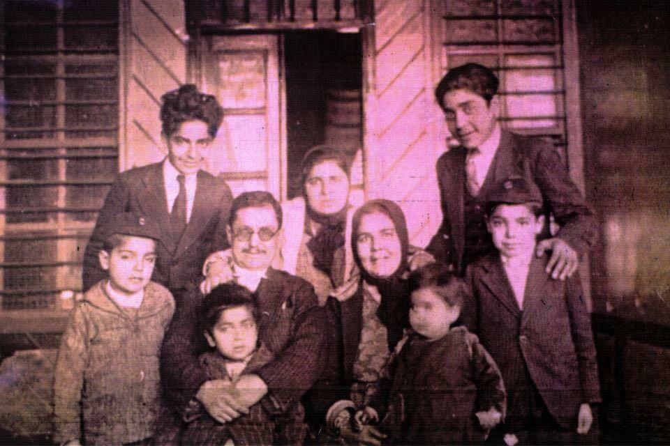 Çerçi Yusuf Ailesi (Hüsne)