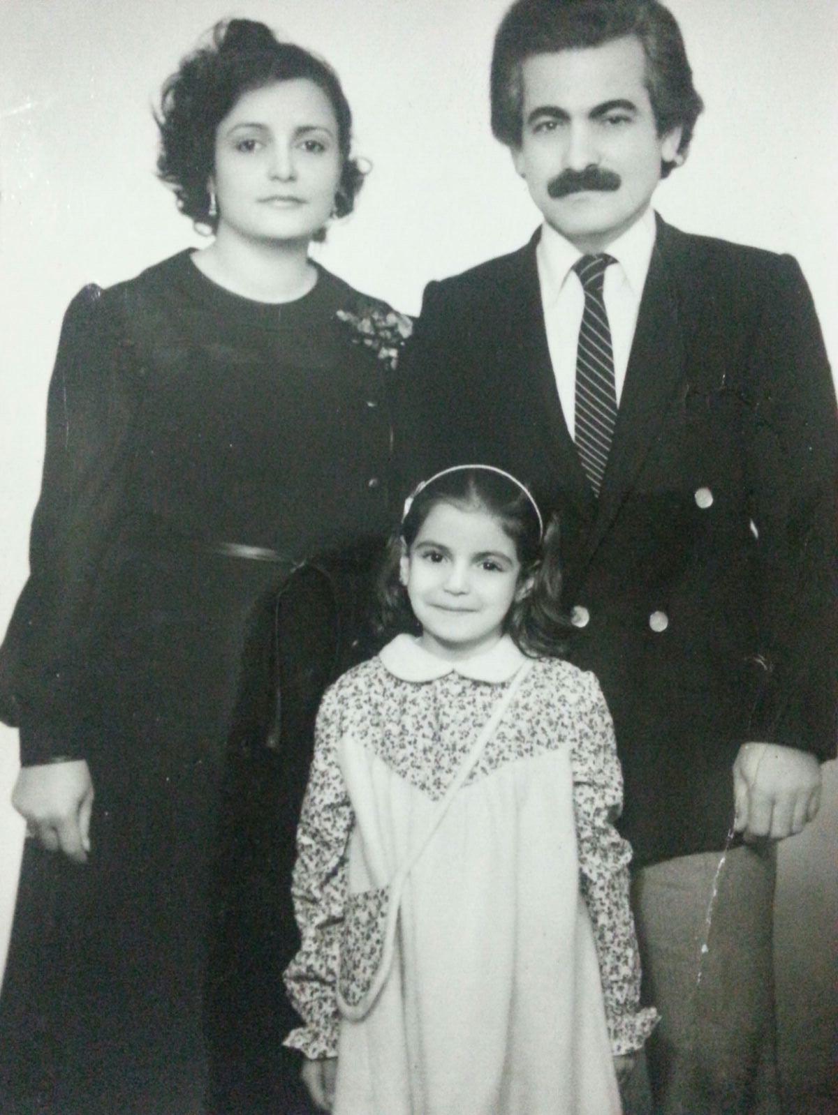 Aysel Çerçi & Ailesi
