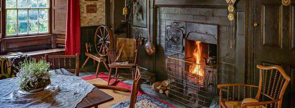 Beatrix Potter Evi - Oturma Odası