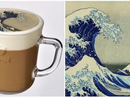 Kahvenizin üzerinde hangi sanat eserini alırdınız?