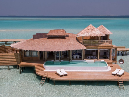 A New Paradise Resort in Maldives by Soneva