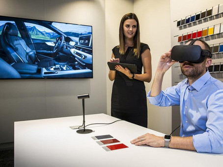 Audi Customers Use Virtual Reality to Design Their Dream Car