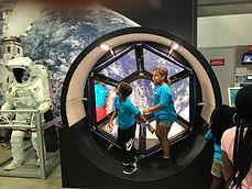 Raising Arrows Summer Program goes to Huntsville Space Center