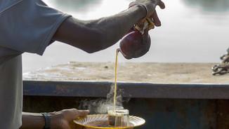 Attaya - local green tea