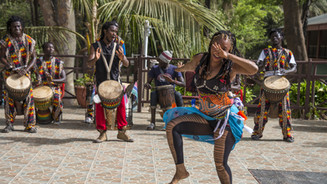 We love the local music and energetic dancing. You can even take lessons!