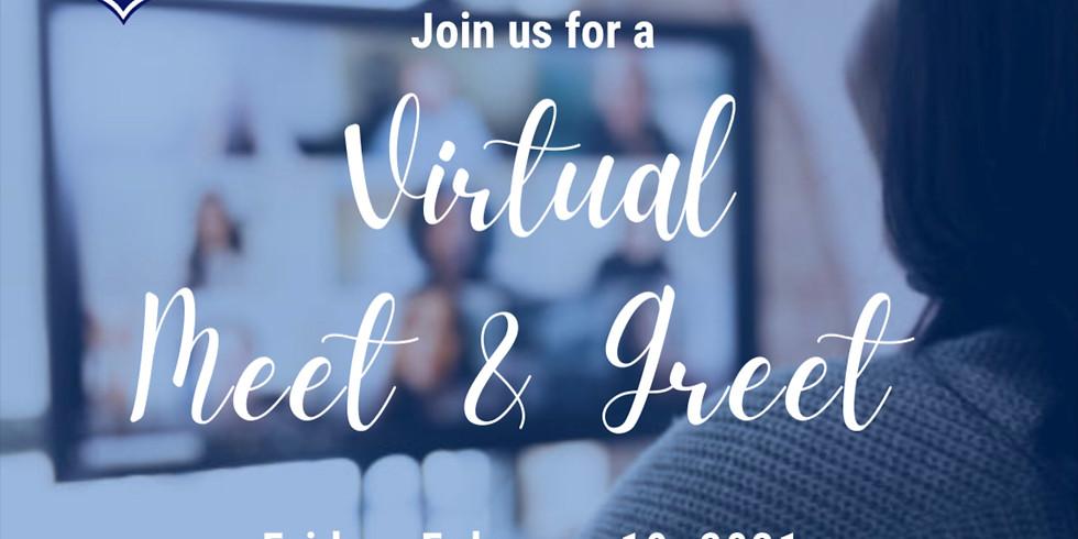 Virtual Interest Meet & Greet
