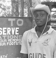 Ismaila Colley - Field Expeditions Manager