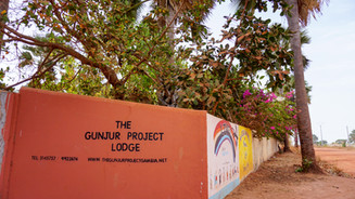One of our partners - The Gunjur Project Lodge