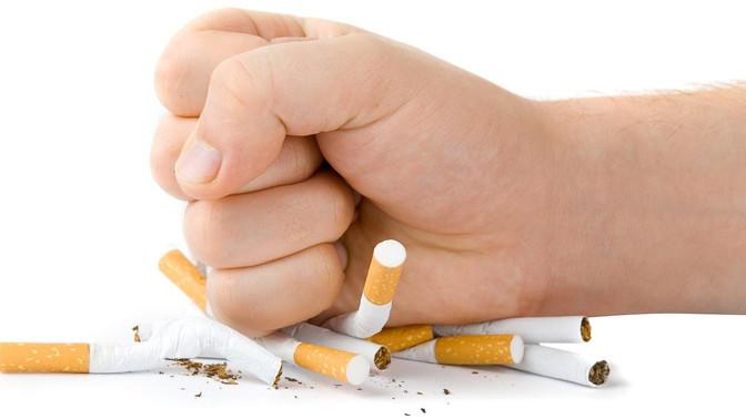 Les effets bénéfiques si vous décidez d'arrêter de fumer.....