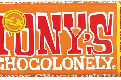 שוקולד טוניז חלב קרמל-מלח ים 180 גרם  1/15  (4155)