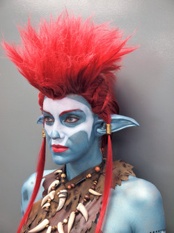 Blizzard Female Troll