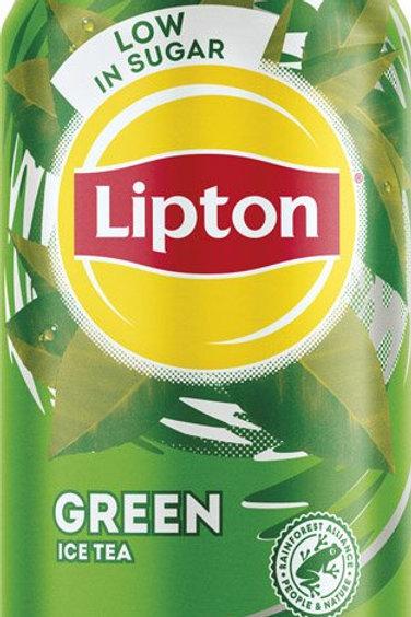 """משקה תה ליפטון תה-ירוק 330 מ""""ל  1/24"""