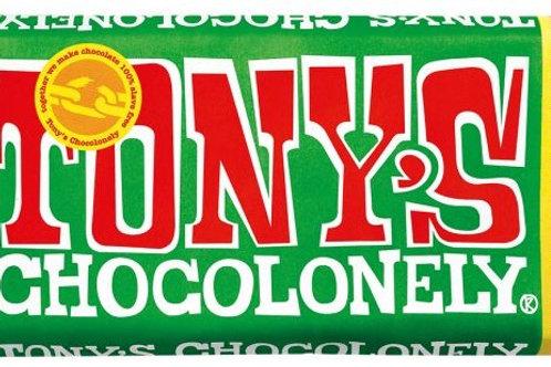 שוקולד טוניז חלב אגוזי-לוז 180 גרם  1/15  (4157)