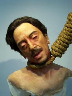 Hanging body