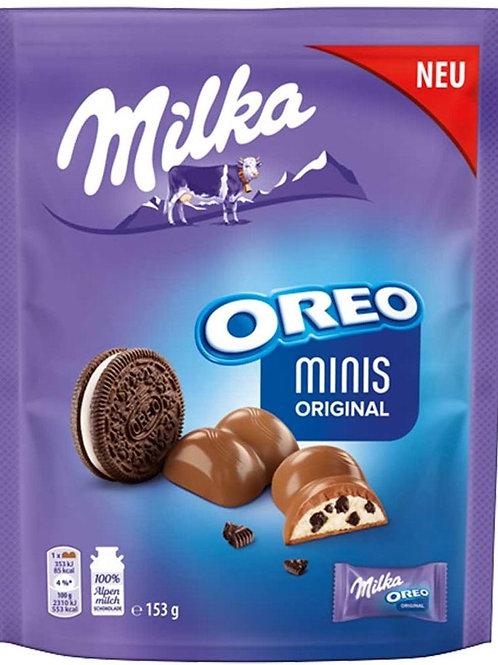מילקה מיני אוראו חלב 153 גרם  1/10  (3564)